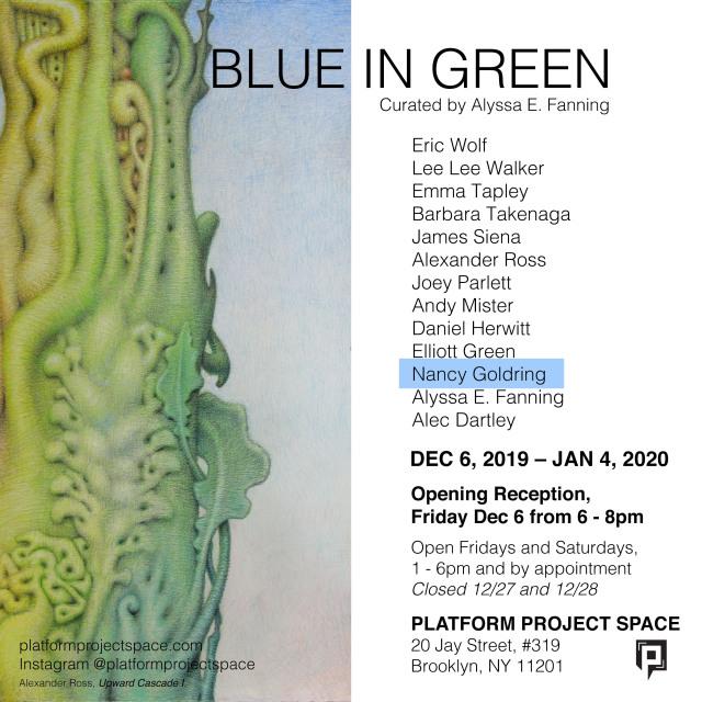 Blue In Green Invite